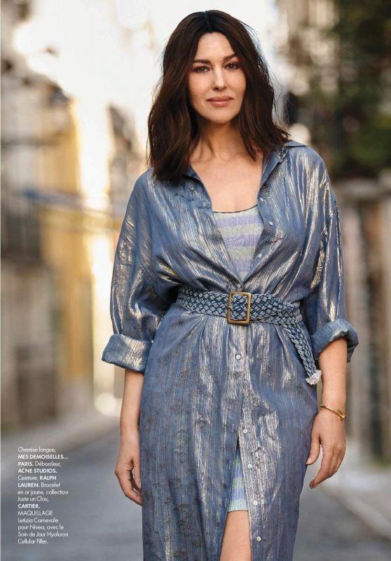Người đàn bà đẹp nước Ý Monica Bellucci khoe nhan sắc không tuổi ảnh 9