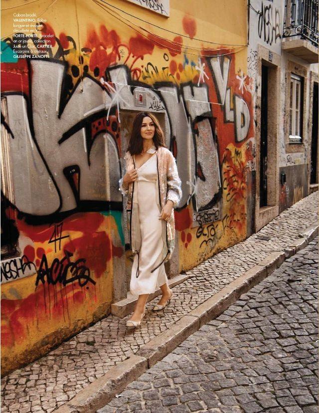 Người đàn bà đẹp nước Ý Monica Bellucci khoe nhan sắc không tuổi ảnh 3