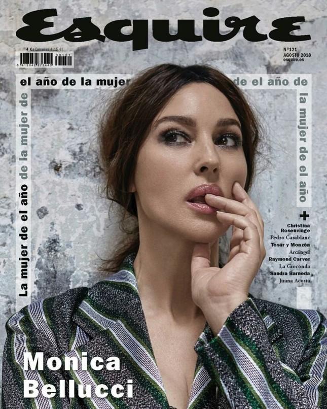 Biểu tượng sắc đẹp Ý Monica Bellucci khoe vóc dáng nữ thần ở tuổi 53 ảnh 1