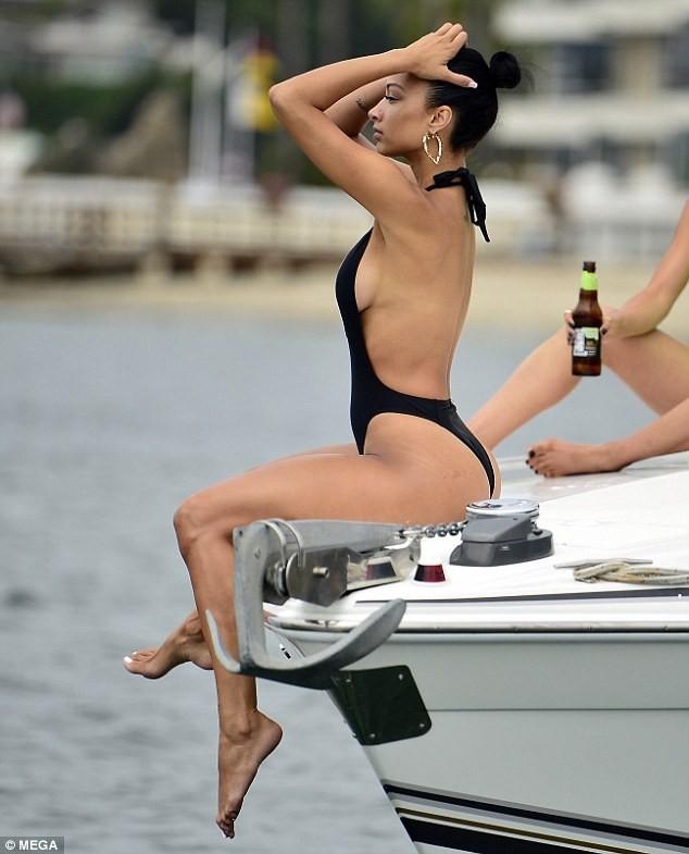 Mỹ nhân da màu Draya Michele khoe body 'nảy lửa' ảnh 3