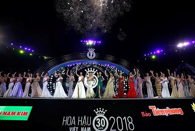 Cô gái 18 tuổi Trần Tiểu Vy đăng quang Hoa hậu Việt Nam 2018 ảnh 7