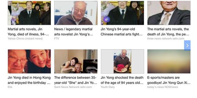 Khán giả quốc tế tiếc thương 'đại hiệp' Kim Dung ảnh 1