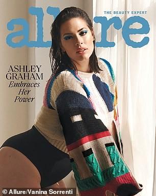 Siêu mẫu ngoại cỡ Ashley Graham khoe dáng nảy nở sexy hết nấc ảnh 5