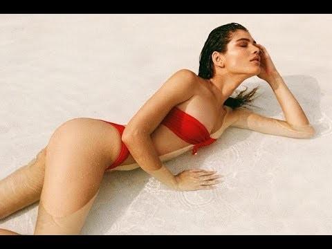 Vóc dáng gợi cảm đầy mê hoặc của người mẫu chuyển giới Valentina Sampaio ảnh 11