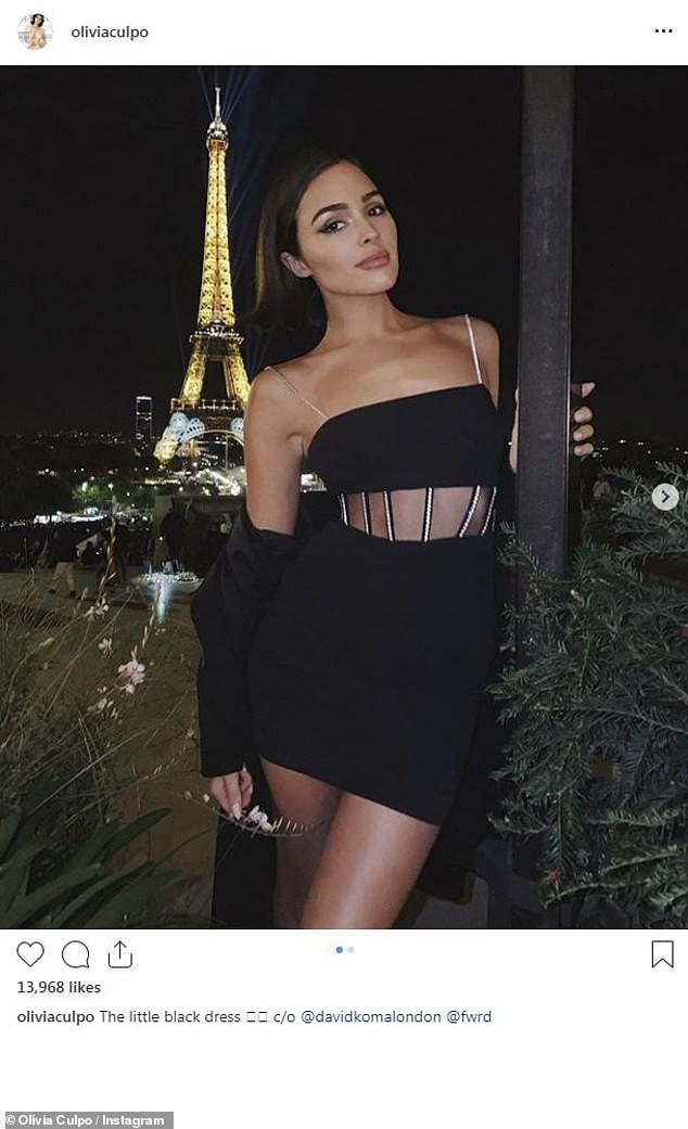 Mê mẩn ngắm đường cong hoàn hảo của Hoa hậu hoàn vũ Olivia Culpo ảnh 8
