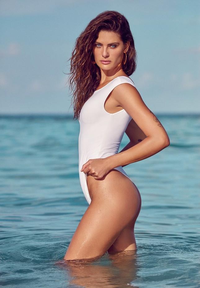 Mê mẩn ngắm vóc dáng tuyệt mỹ của siêu mẫu Brazil Isabeli Fontana ảnh 9