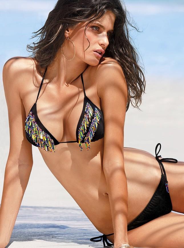 Mê mẩn ngắm vóc dáng tuyệt mỹ của siêu mẫu Brazil Isabeli Fontana ảnh 8