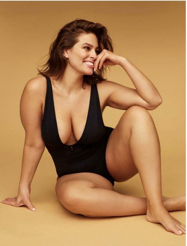 Siêu mẫu ngoại cỡ Ashley Graham tròn đầy hấp dẫn 'khó cưỡng' ảnh 5