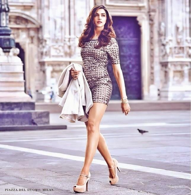 Mê mẩn ngắm 'Biểu tượng sắc đẹp' Ấn Độ Deepika Padukone ảnh 8