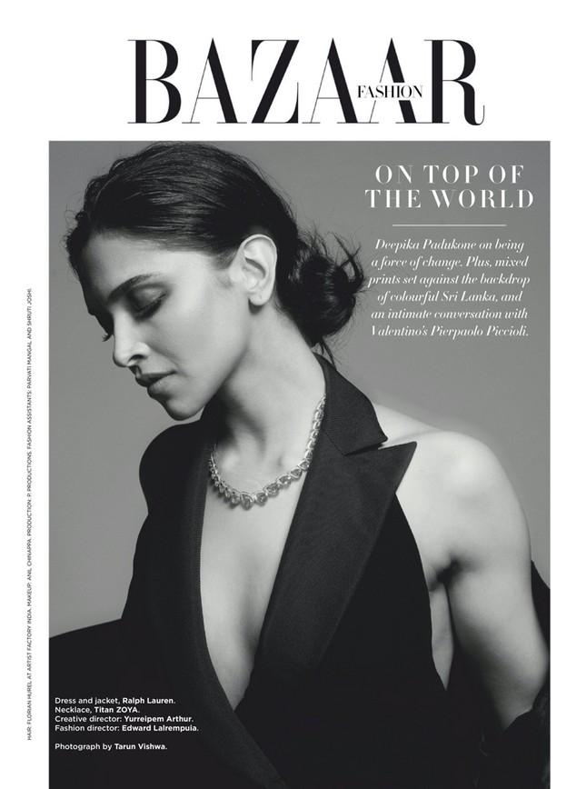 Mê mẩn ngắm 'Biểu tượng sắc đẹp' Ấn Độ Deepika Padukone ảnh 2