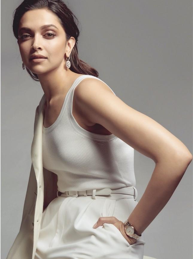 Mê mẩn ngắm 'Biểu tượng sắc đẹp' Ấn Độ Deepika Padukone ảnh 3