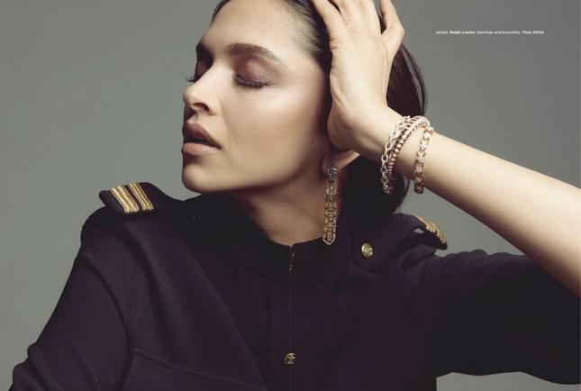 Mê mẩn ngắm 'Biểu tượng sắc đẹp' Ấn Độ Deepika Padukone ảnh 4