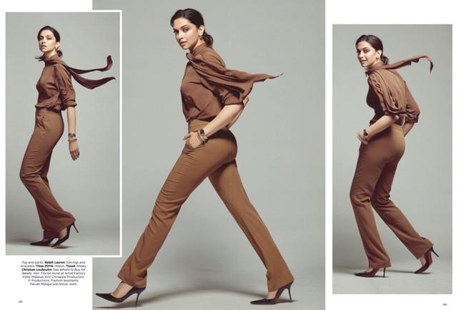 Mê mẩn ngắm 'Biểu tượng sắc đẹp' Ấn Độ Deepika Padukone ảnh 7