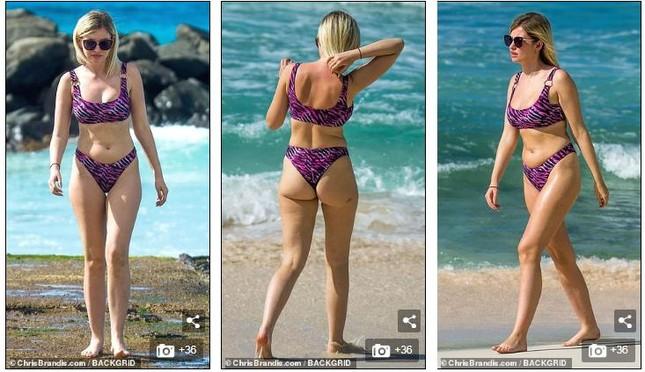Nữ diễn viên sex thật trong show hẹn hò khoe dáng nóng bỏng với bikini ảnh 5