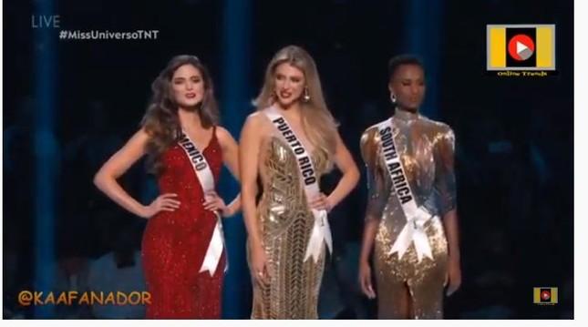 Người đẹp Nam Phi đăng quang Miss Universe 2019, Hoàng Thuỳ trượt Top 10 ảnh 17