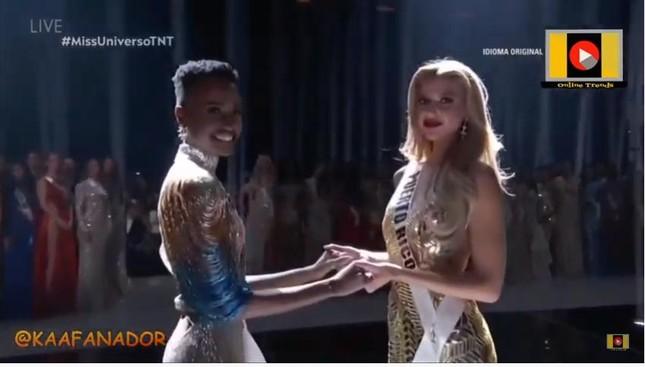 Người đẹp Nam Phi đăng quang Miss Universe 2019, Hoàng Thuỳ trượt Top 10 ảnh 21