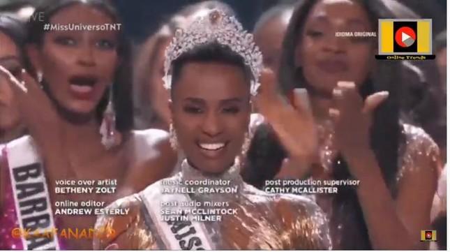 Người đẹp Nam Phi đăng quang Miss Universe 2019, Hoàng Thuỳ trượt Top 10 ảnh 22