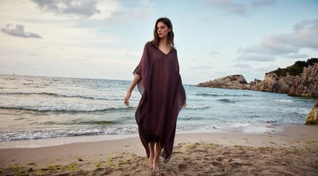 Kayla Hansen ngực trần chụp ảnh quảng cáo đẹp mê hồn ảnh 1