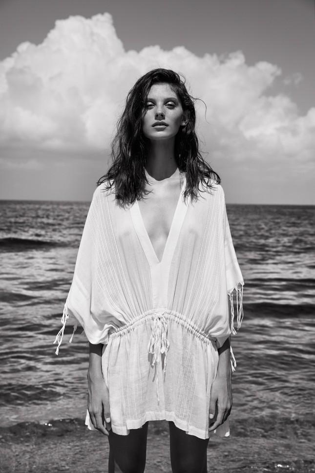 Kayla Hansen ngực trần chụp ảnh quảng cáo đẹp mê hồn ảnh 3