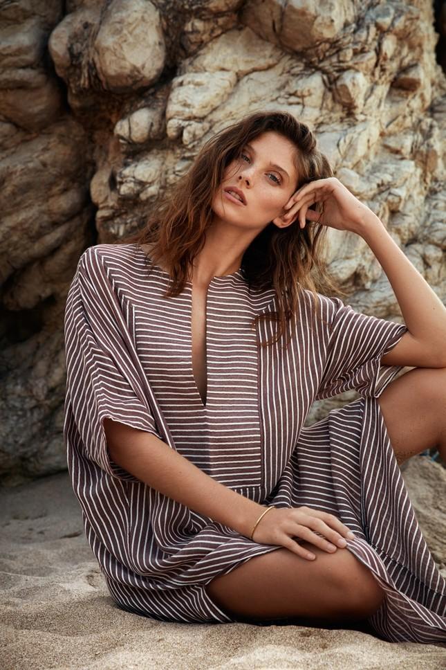 Kayla Hansen ngực trần chụp ảnh quảng cáo đẹp mê hồn ảnh 5
