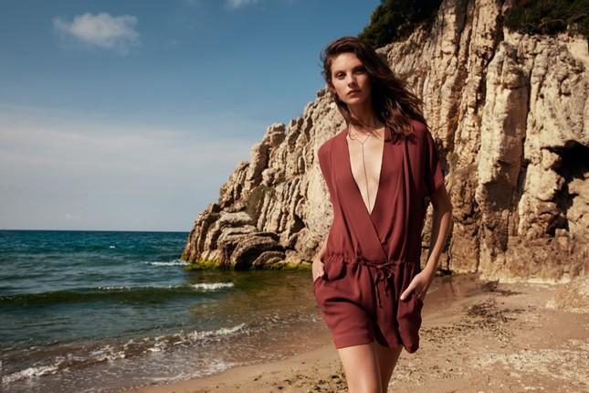 Kayla Hansen ngực trần chụp ảnh quảng cáo đẹp mê hồn ảnh 8