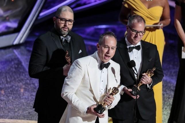 Oscars: 'Ký sinh trùng' thắng Phim hay nhất, làm nên lịch sử điện ảnh Hàn Quốc ảnh 7