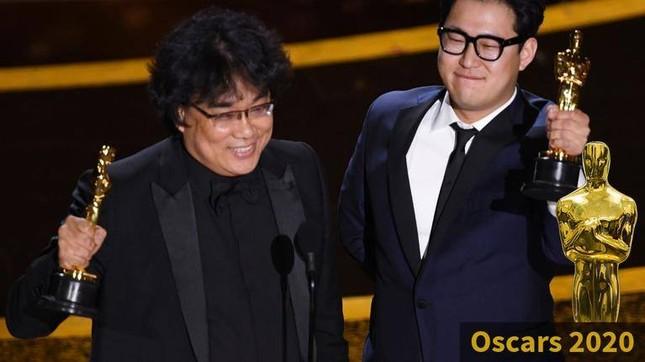 Oscars: 'Ký sinh trùng' thắng Phim hay nhất, làm nên lịch sử điện ảnh Hàn Quốc ảnh 10