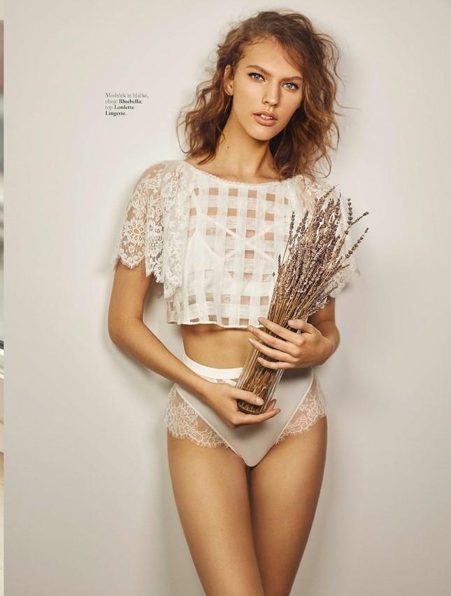 Nhan sắc đẹp như thiên thần của người mẫu Maggie Jablonski ảnh 2