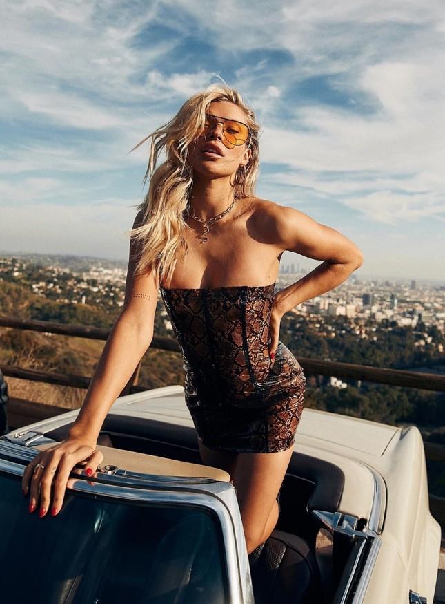 Vẻ sexy gây mê của siêu mẫu gốc Cuba nổi tiếng thế giới ảnh 1