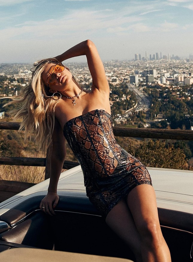 Vẻ sexy gây mê của siêu mẫu gốc Cuba nổi tiếng thế giới ảnh 4