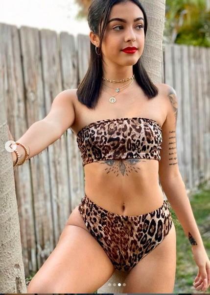 Cô gái Cuba 18 tuổi mặt đẹp như trăng rằm, thân hình gợi cảm 'đốt mắt' ảnh 5