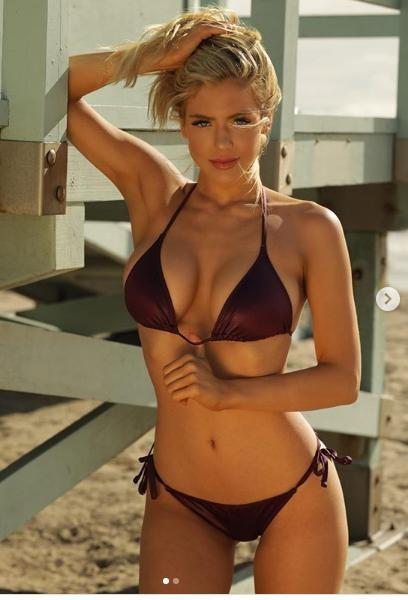 Hannah Palmer chụp khỏa thân nóng 'bỏng rẫy' ảnh 5