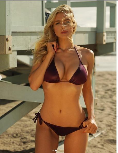 Hannah Palmer chụp khỏa thân nóng 'bỏng rẫy' ảnh 6