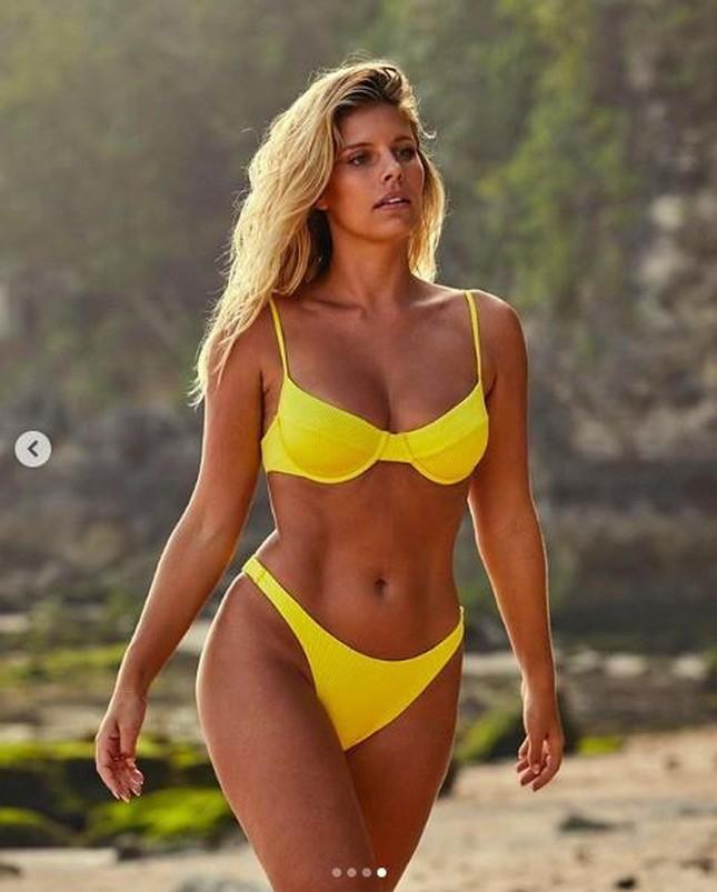 Người mẫu Úc có số đo hình thể 'vàng', siêu nóng bỏng ảnh 10