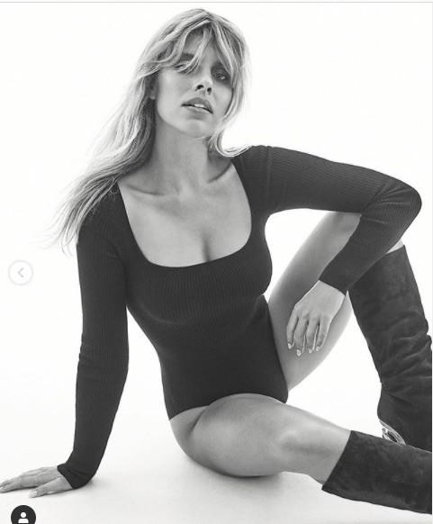 Người mẫu Úc có số đo hình thể 'vàng', siêu nóng bỏng ảnh 6