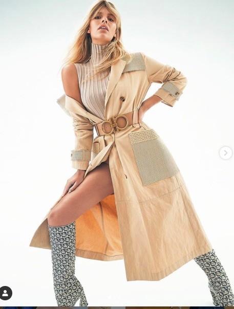 Người mẫu Úc có số đo hình thể 'vàng', siêu nóng bỏng ảnh 4