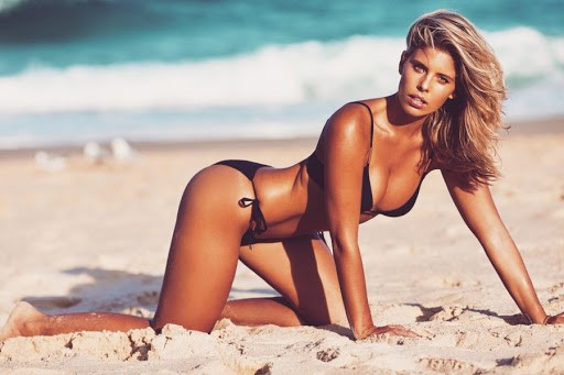 Người mẫu Úc có số đo hình thể 'vàng', siêu nóng bỏng ảnh 8