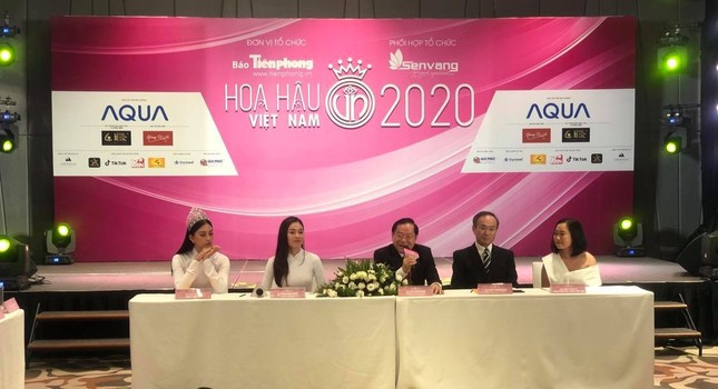 Hoa hậu Việt Nam 2020: Sẽ có những dự án tôn vinh đội ngũ phòng chống COVID-19 ảnh 12