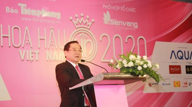 Hoa hậu Việt Nam 2020: Sẽ có những dự án tôn vinh đội ngũ phòng chống COVID-19 ảnh 2
