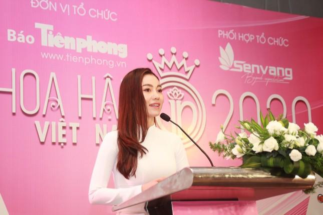 Hoa hậu Việt Nam 2020: Sẽ có những dự án tôn vinh đội ngũ phòng chống COVID-19 ảnh 5