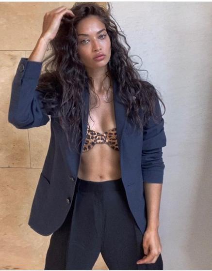 Siêu mẫu Úc Shanina Shaik đẹp mê mẩn với áo tắm ảnh 10
