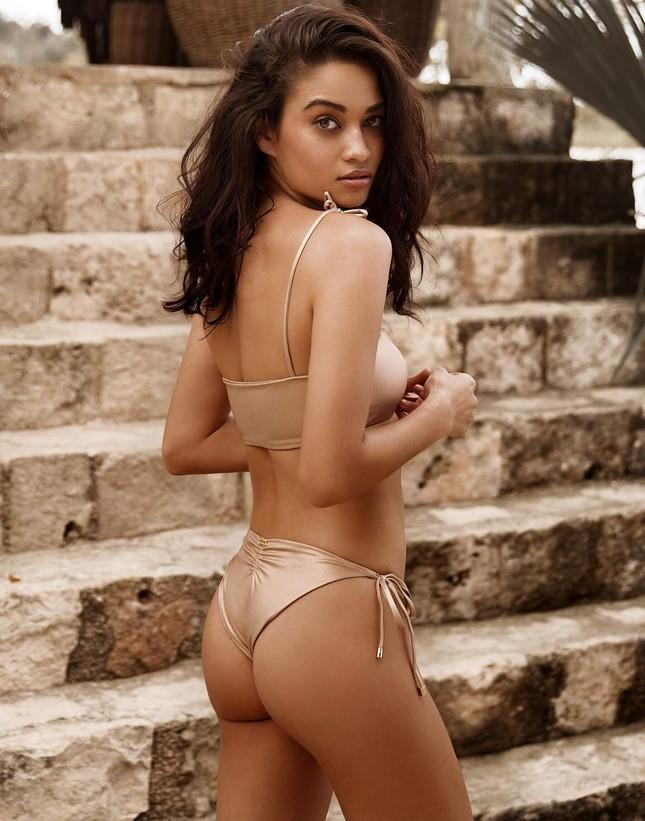 Siêu mẫu Úc Shanina Shaik đẹp mê mẩn với áo tắm ảnh 5