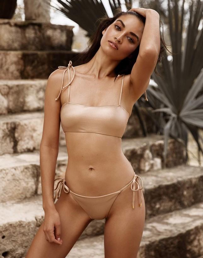 Siêu mẫu Úc Shanina Shaik đẹp mê mẩn với áo tắm ảnh 6