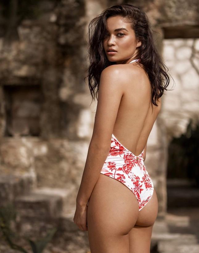 Siêu mẫu Úc Shanina Shaik đẹp mê mẩn với áo tắm ảnh 7