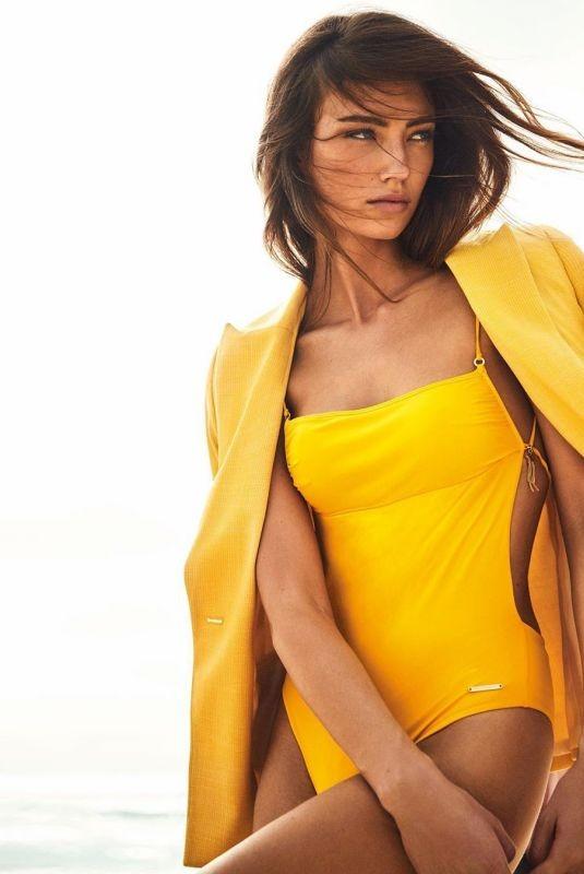 Siêu mẫu 1m80 Lorena Rae khoe dáng tuyệt mỹ khiến fan xuýt xoa ảnh 2