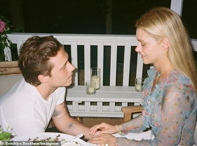 Hana Cross tung ảnh bikini nhìn xa xăm khi tình cũ Brooklyn Beckham sắp cưới con tỷ phú ảnh 5