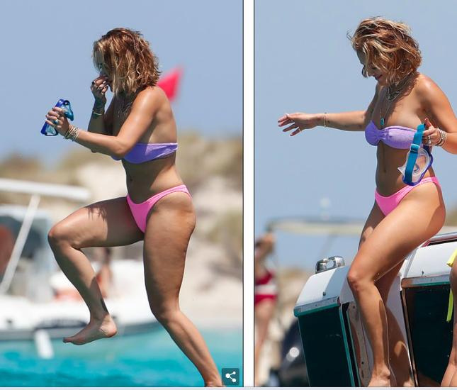 Rita Ora mặc bikini 'bốc lửa' vẫn khiến fan thất vọng ảnh 4