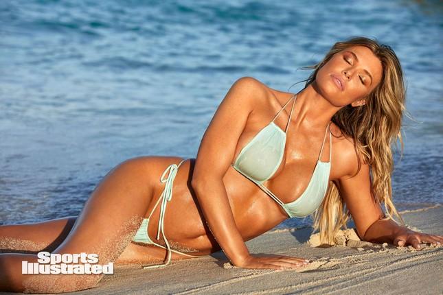 Samantha Hoopes nóng bỏng 'nghẹt thở' trên tạp chí áo tắm danh tiếng ảnh 27