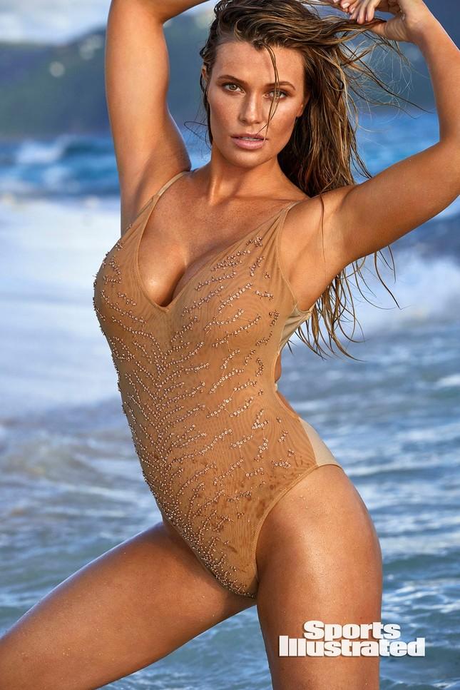 Samantha Hoopes nóng bỏng 'nghẹt thở' trên tạp chí áo tắm danh tiếng ảnh 10