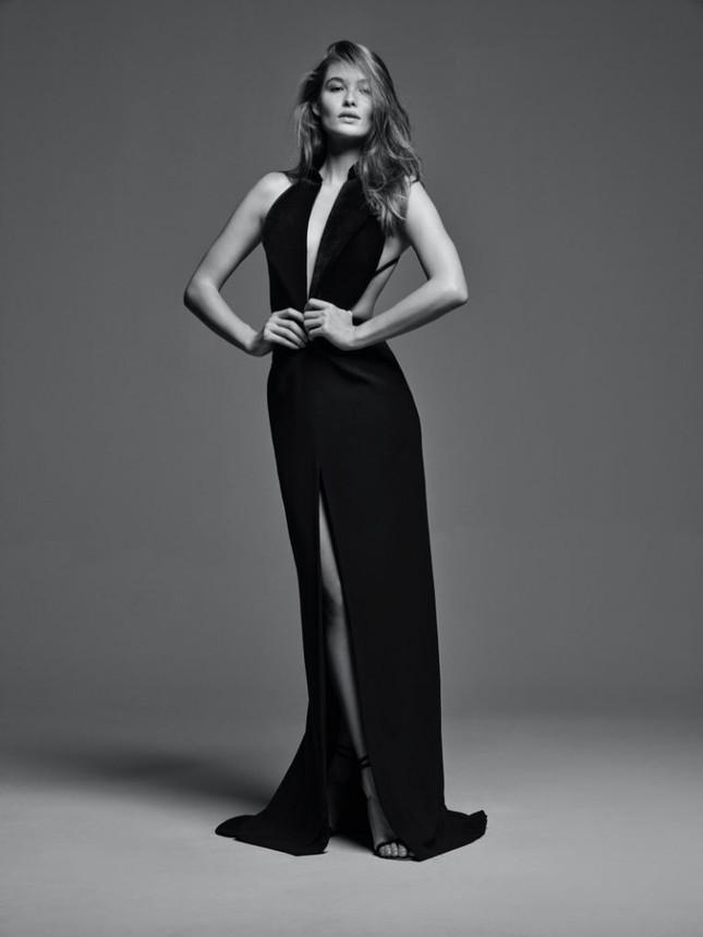 'Thiên thần nội y' Grace Elizabeth thả dáng siêu quyến rũ trong bộ ảnh high fashion ảnh 4